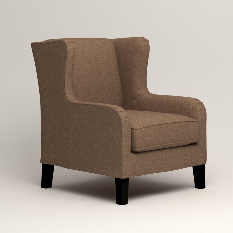 Birch Lane Easton Wingback Chair Amp Reviews Wayfair