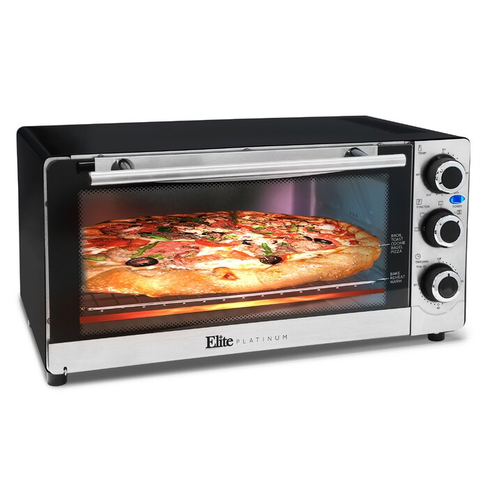 6-Slice Convection Toaster Oven Broiler