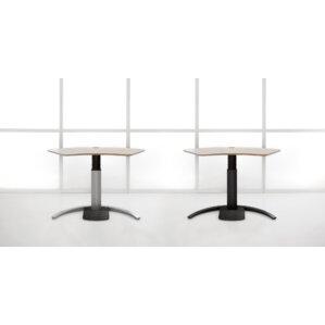 Minh Corner Standing Desk by Latitude Run