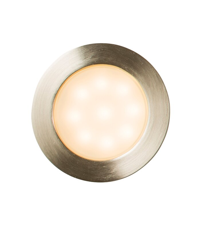 Saxby lighting hera 7cm led under cabinet puck light reviews hera 7cm led under cabinet puck light aloadofball Images