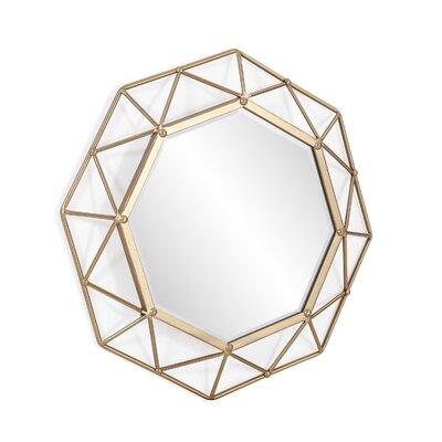Mercury Row Karlin Accent Mirror