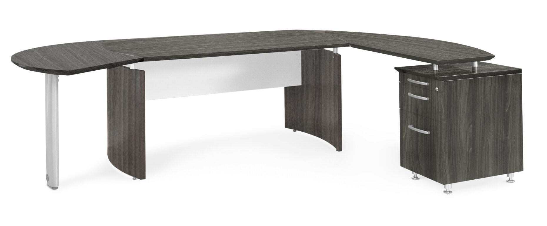 Medina Series L Shape Executive Desk