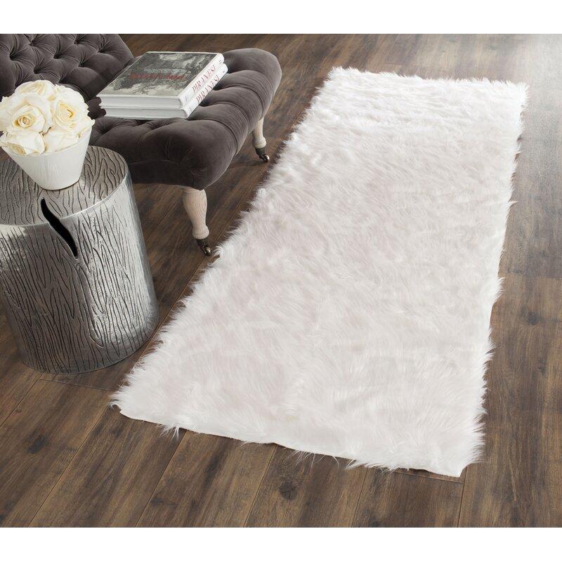 Ikea Off White Rug Canada: Willa Arlo Interiors Bilton Hand-Tufted Ivory Area Rug