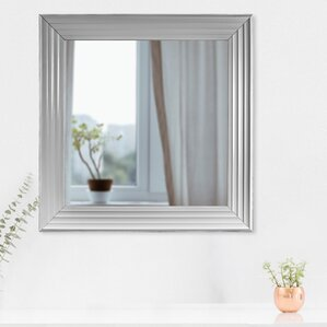 Auerbach Square Framed Wall Bathroom/Vanity Mirror