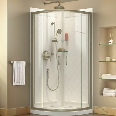 Shower Stalls Amp Enclosures At Great Prices Wayfair