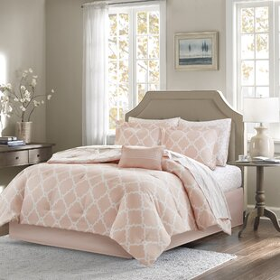 Reversible Complete Comforter And Cotton Sheet Set