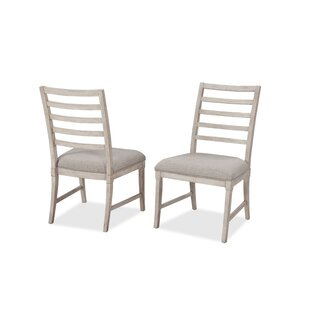 Graphite Solid Wood Dining Chair (Set of 2)