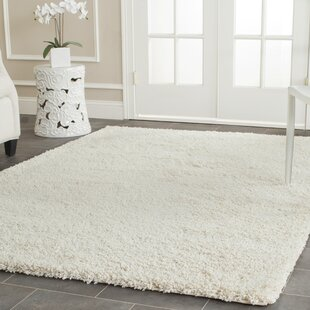 Mckeehan Shag And Flokati Ivory Area Rug