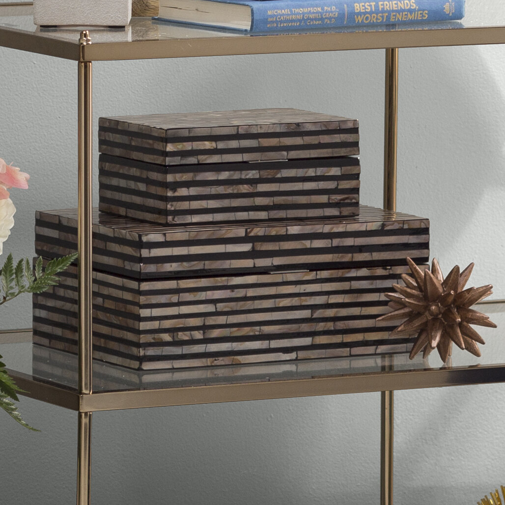 Decorative Boxes You Ll Love In 2019 Wayfair