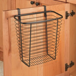 Axis Over The Cabinet Wastebasket Trash Can