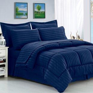 Stroble Reversible Comforter Set