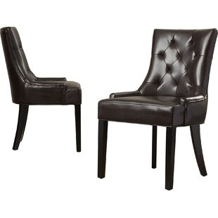 Genuine Leather Dining Chairs - Modern & Contemporary Designs ...