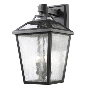 Bayland 3-Light Outdoor Wall Lantern