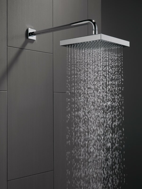Delta Universal Showering Components Touch Clean Rain Can Shower ...