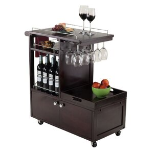Galen Bar Cart by Luxury Home