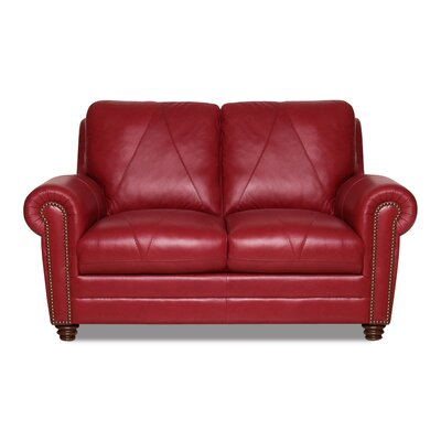 Red Leather Loveseats You Ll Love In 2019 Wayfair