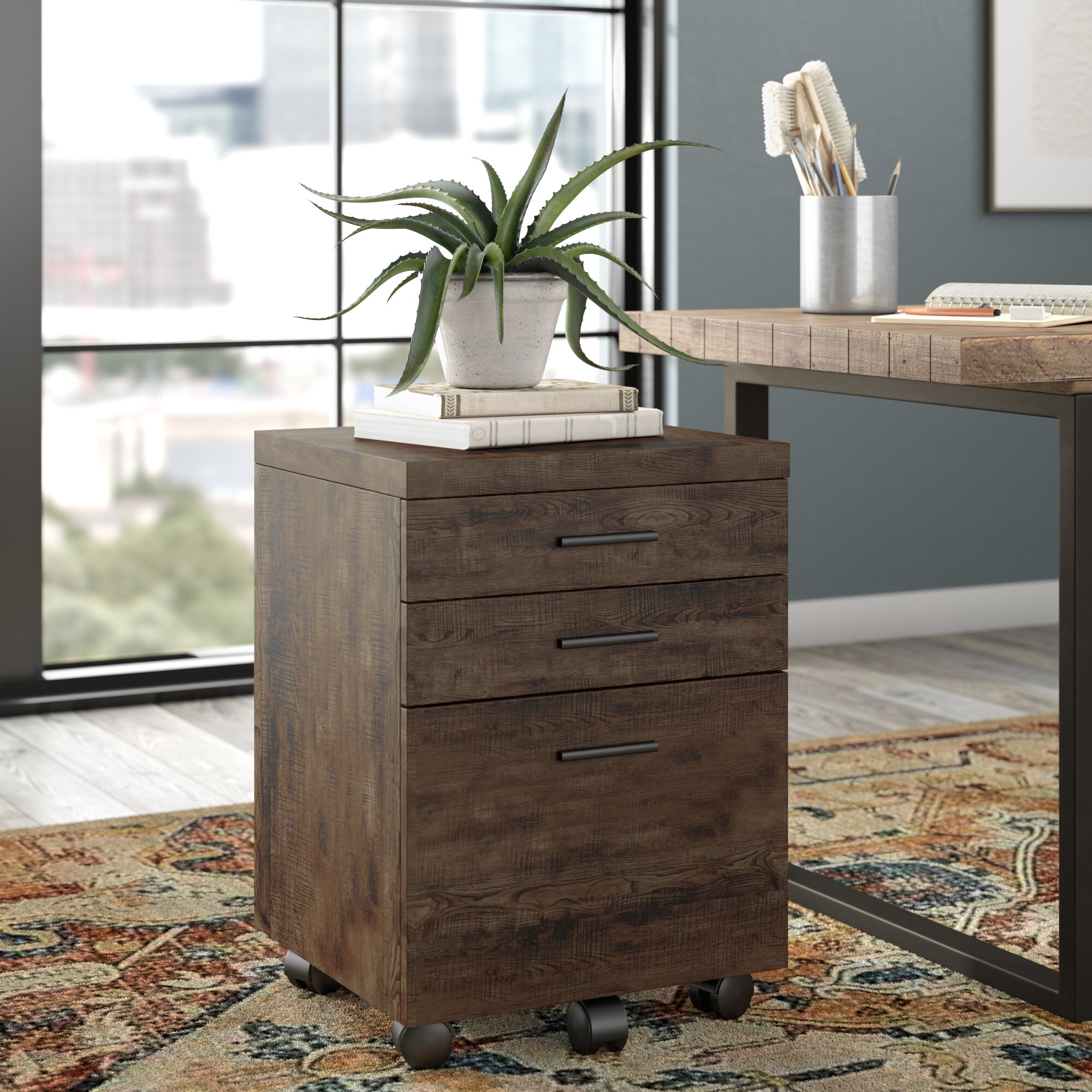 3 Drawer Filing Cabinets You'll Love in 2019 | Wayfair