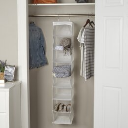 Closet & Bedroom Storage You\'ll Love | Wayfair