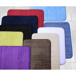 Luxury Quick Dry Memory Foam Bath Mat