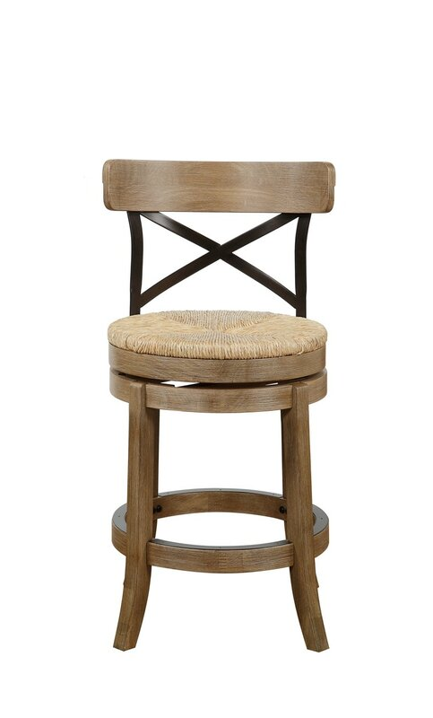 Jacklyn 24  Swivel Bar Stool  sc 1 st  Wayfair & August Grove Jacklyn 24
