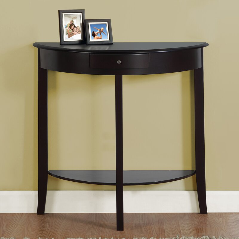 monarch specialties inc. console table & reviews | wayfair