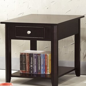 Shellenberger End Table by Darby Home Co