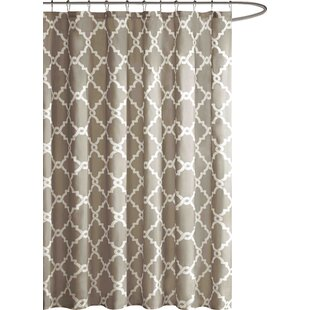 coral and brown shower curtain. Brown Shower Curtains You Ll Love  Wayfair