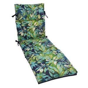 Zygi Outdoor Chaise Lounge Cushion