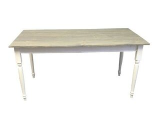 Louis IX Solid Wood Dining Table