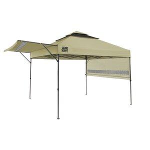 Quik Shade 10 Ft. W x 10 Ft. D Steel Pop-Up Canopy