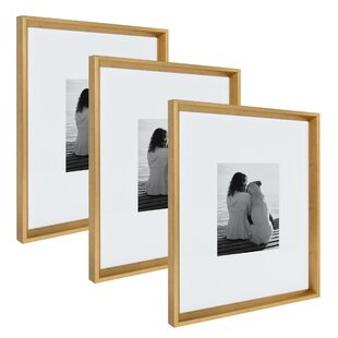 Wall Gallery Frame Sets Gold Wayfair