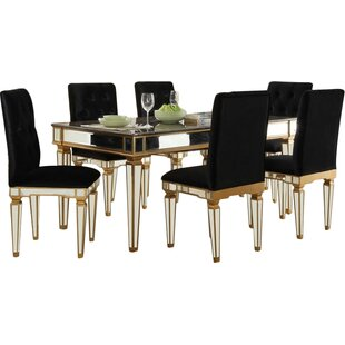 Imperial Dining Set With 6 Chairs By Wildon Home