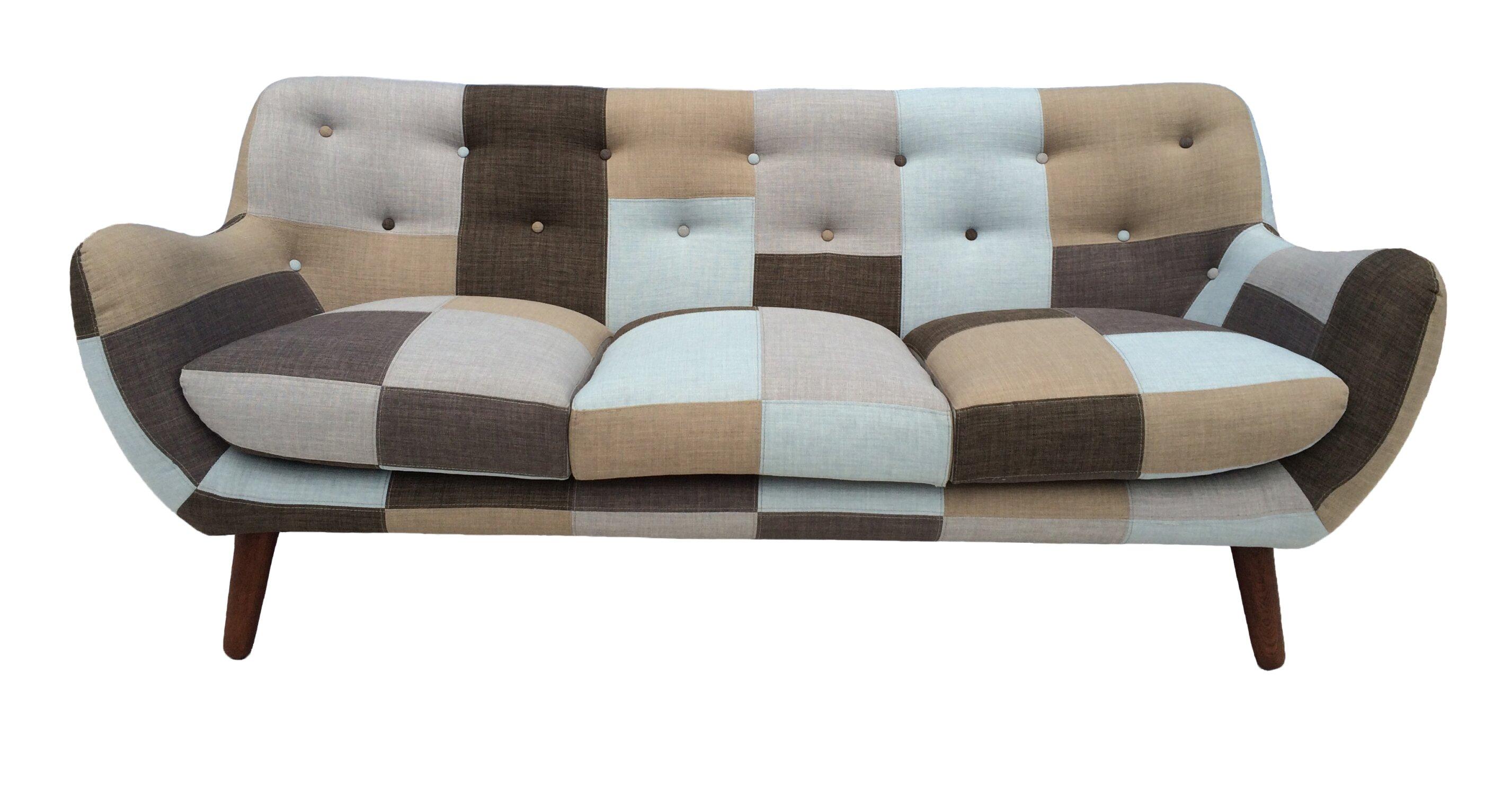 Wunderschön Sofa Patchwork Ideen Von