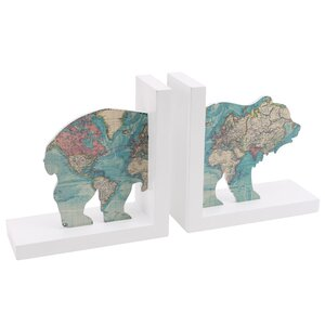 Buchstützen The Great Outdoors von CGB Giftware