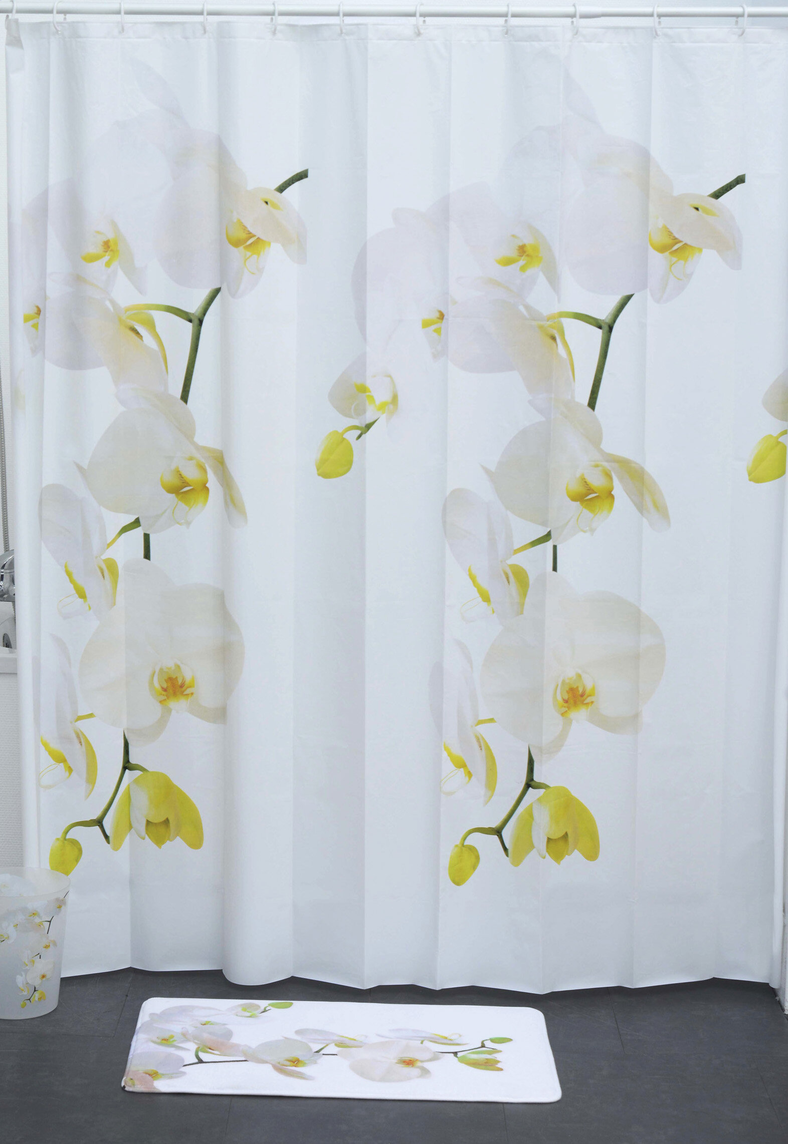 for bath design rod interior inspiring wall and yellow clear window bathroom soft metal area pattern striped bed curtain shower your transparent to curved rings blue beyond next white corner round tub plastic curtains fabric cotton