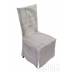 Legacy White Chiavari Chair Slipcover by Midas Event Supply