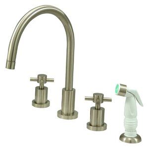 Kingston Brass Concord Double Handle Wide..