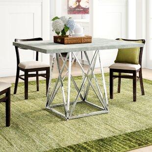 Damia Metal Dining Table