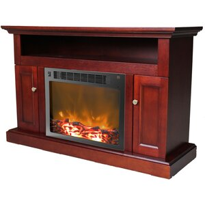 """Duchene TV Stand for TVs up to 43"""" with Fireplace"""