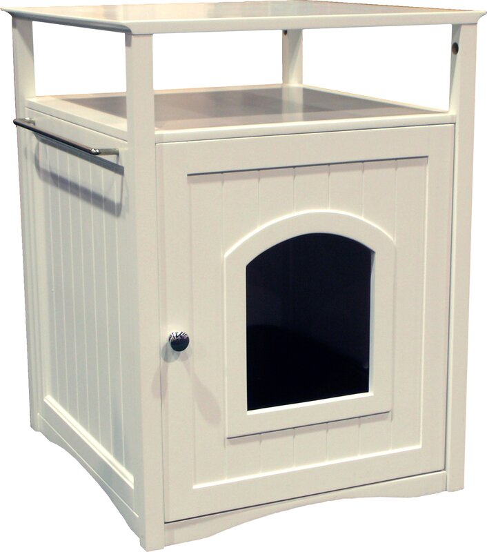 Allen Litter Box End Table  sc 1 st  Wayfair & Merry Products Allen Litter Box End Table u0026 Reviews | Wayfair Aboutintivar.Com