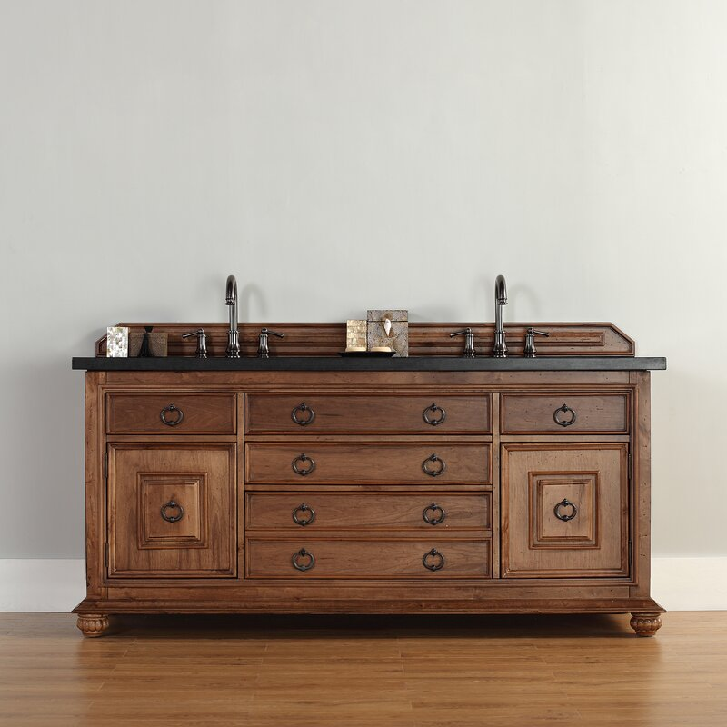 Denton 72 Double Bathroom Vanity Set