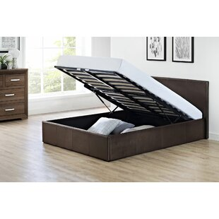 Lift Up Upholstered Storage Bed