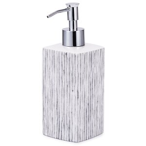 Burtine Porcelain Soap Dispenser
