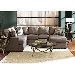 Millers Sectional by Klaussner Furniture