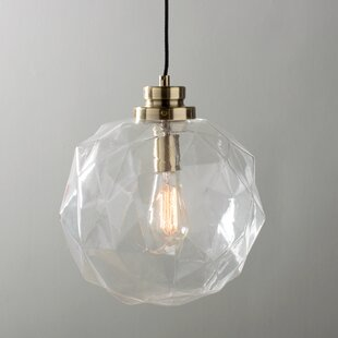 Milk glass globe pendant light wayfair 1 light globe pendant mozeypictures Gallery