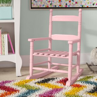 Kids Upholstered Rocking Chair | Wayfair