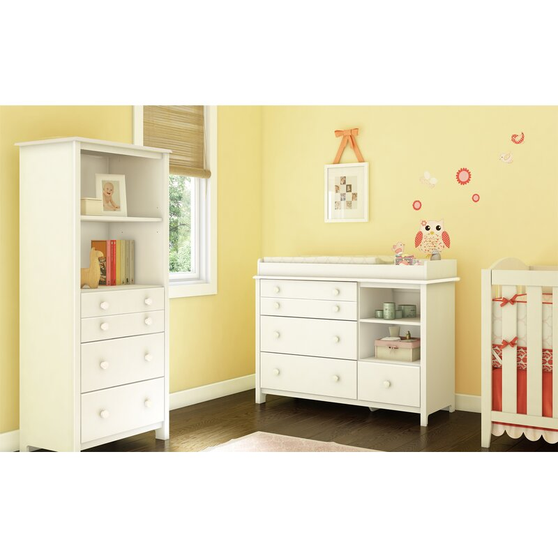 Little Smileys Changing Table Dresser