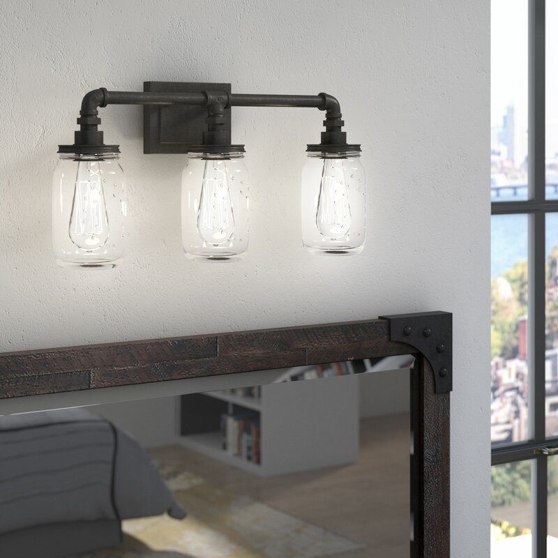 Trent austin design brys rustic black 3 light vanity light reviews brys rustic black 3 light vanity light aloadofball Choice Image