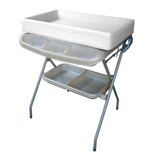 Folding changing table Convertible Quickview Wayfair Portable Changing Tables Youll Love Wayfair