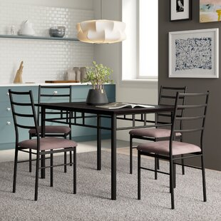 Jarrod 5 Piece Dining Set #1